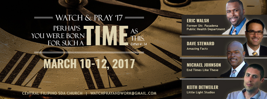 Watch and Pray '17